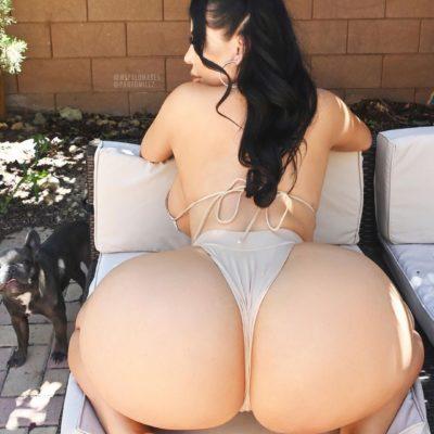 Wanna Cum on My Big Ass?