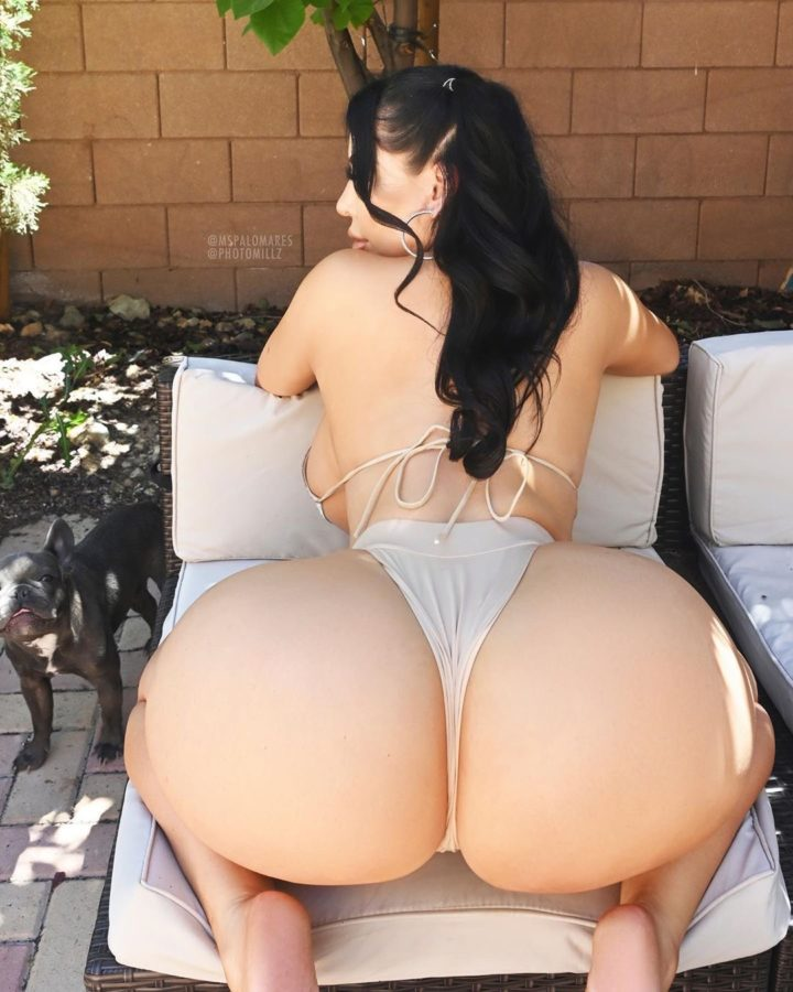 huge booty pawg Ms Palomares