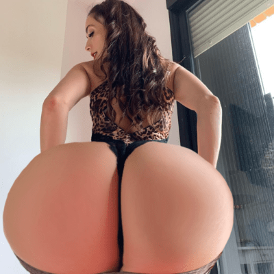 Gigantic Ass for Big Cock