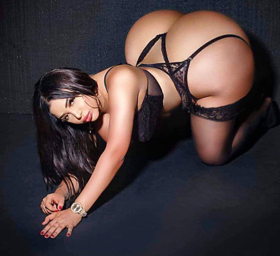 huge booty latina
