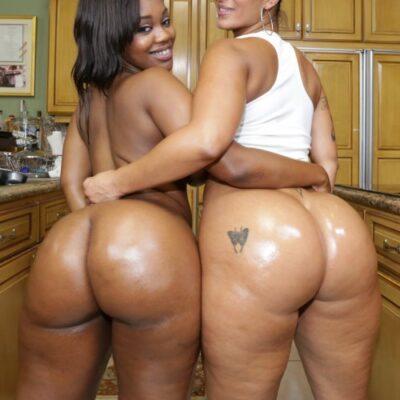 Big Booty Black Girls
