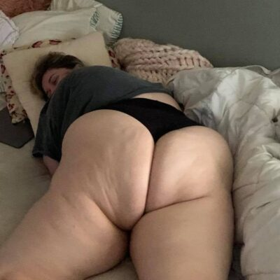 Fat Bitch with Huge Ass